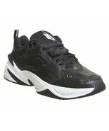 NIKE M2K TEKNO MEN'S BLACK/WHITE LIFESTYLE SHOES, AV4789-002 - $65.99