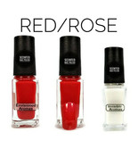 Two if by Scent Collection Red/Rose Scented Nail Polish - $7.00