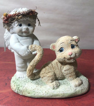 """Vintage Dreamsicles Collectible Treasures Little Bitties """"Tiger By The T... - $11.88"""