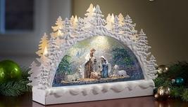 Illuminated Nativity Display - $132.95