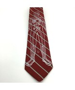 CHRISTIAN DIOR Neck Tie Circulatory Doctor Physician Cardiologist Pulmon... - $80.88