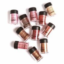 Focallure Brand Metallic Glitter Loose Eyeshadow Powder Waterproof Shimm... - $8.99