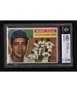 1956 Topps #132 Bobby Avila (GB) Baseball card- BCCG 8 (EX) Cleveland In... - $14.80