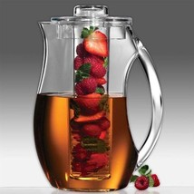 Prodyne Fruit Infusion 93 Ounce Natural Fruit Flavor Pitcher New - $27.47