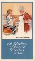 Original 1920 Advertising Recipe boolet from Rumford Baking Powder - $12.80