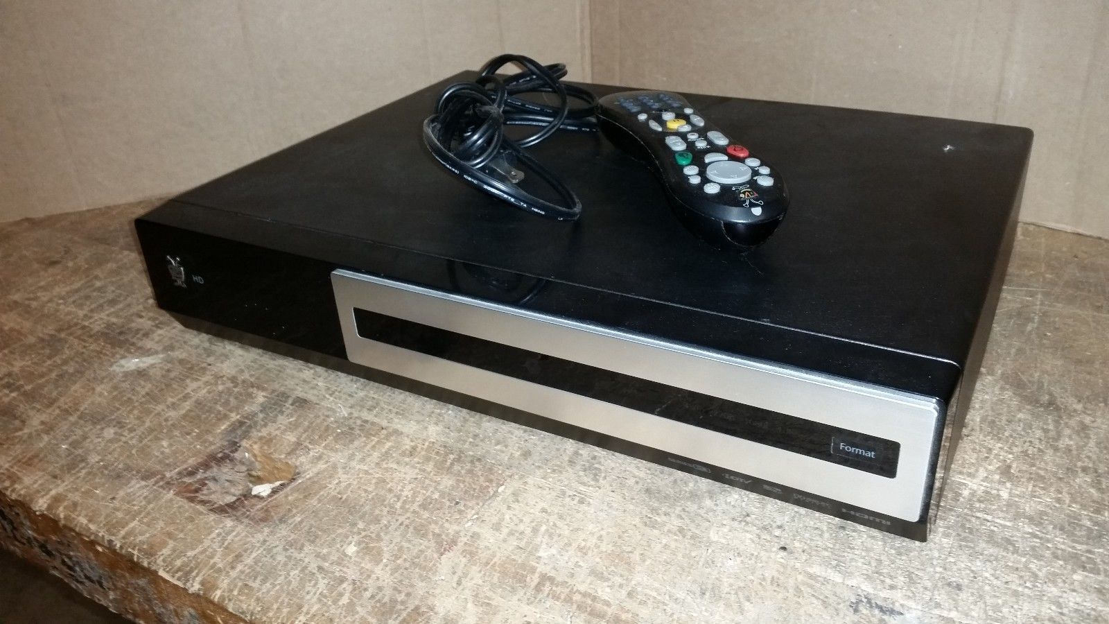 TiVo HD TCD652160 dvr series 3 HDMI recorder