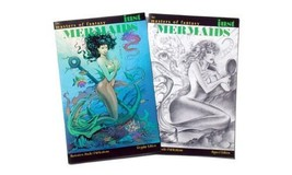 JUST MERMAIDS 3X SIGNED EDITION w/both Variant Covers! Don Paresi, Steve... - $14.80