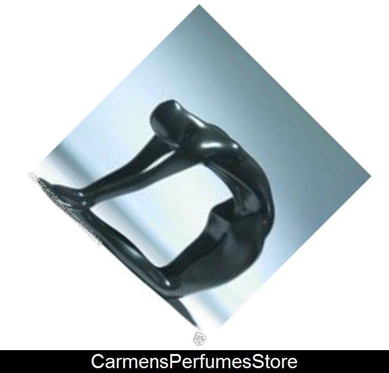 Yoga BLACK Figurine in Camel Pose (ushtrasana)NEW IN BOX DECOR Gifts