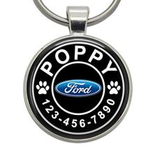 Dog Tag - Ford - Dog ID Tag, Cat ID Tag, Pet ID Tag, Pet Tag, Cat Tag - $19.99