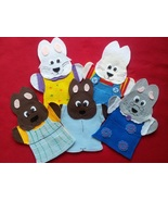 Inspired by- Max and Ruby and Friends puppets - $25.99