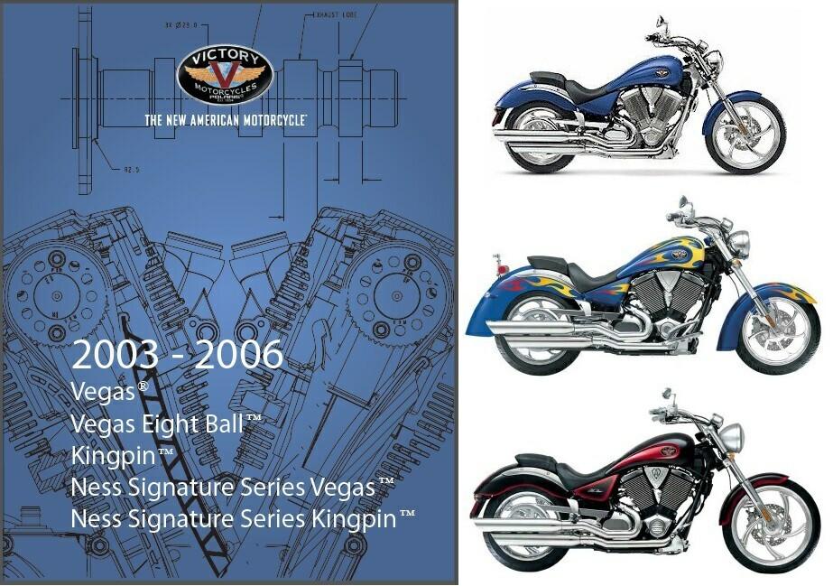 06 Victory Kingpin Service Manual