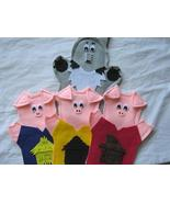 Three Little Pigs Hand Puppets - $19.99