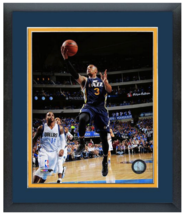 Trey Burke 2014 Utah Jazz - 11 x 14 Matted/Framed Photo - $42.95
