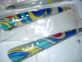 Woman  hair clip lot 3 large 5 inch duck clips long hair accessory art s... - €5,32 EUR