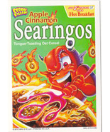 2012 CEREAL KILLERS SERIES2 **SEARINGOS** #37 ONLY 99 CENTS!! - $0.99