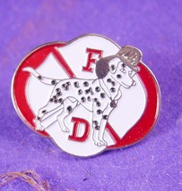 Sparky the Fire Dog Tie Tack Vintage FD Mascot ... - $65.00