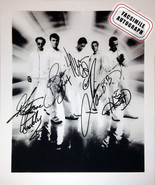 Backstreet Boys - Facsimile Autograph - $39.00