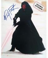 Star Wars Phantom Menace 8x10 - Facsimile Signature of Ray Park - Darth ... - $39.00