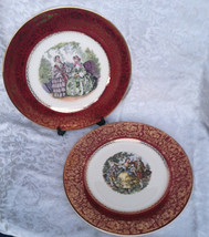 Set of 3 vintage Imperial service plates Salem ... - $17.00