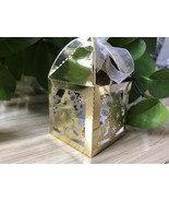 Christmas Tree Laser Cut Gift Boxes for Christmas Bridal Birthday Favors... - $34.00