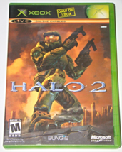 XBOX - HALO 2 (Complete with Instructions) - $6.75