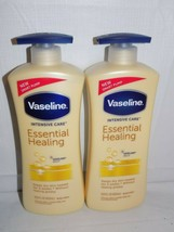 (2X) Vaseline Intensive Care Essential Healing Body Lotion 20.3 oz ea. - $17.82