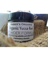 Organic YUCCA Root Powder - For inflammatory diseases. - $5.94