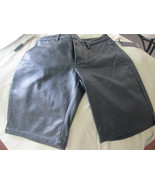 VERY HOT Black FAUX SHORTS Size 24 NEW SALE! - $9.90