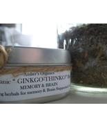 Organic GINKGO- THINKO LOOSE Tea - Brain & Memory NO TIN - $3.47