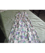 Gorgeous Strappy Rose Maxi Dress  - XS - $12.87