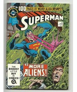 Best of DC Blue Ribbon Digest #56 - Superman vs. More Aliens! - $12.47