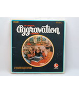 The Original Aggravation 1970 Marble Board Game Lakeside Complete Biling... - $33.43