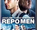 BRAND NEW - Repo Men (DVD, 2010, Unrated/Rated Versions)