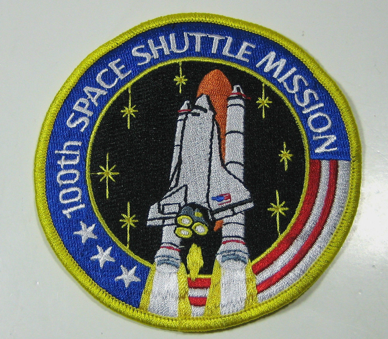 nasa 100th space shuttle mission - photo #1