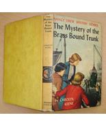 Nancy Drew 17 The Mystery of the Brass Bound Trunk PC Book Club Edition ... - $17.95