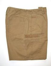 TALBOTS Stretch  Size 12 Khaki Cargo Shorts Women's - $69.99