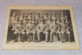 Modern Woodsmen of America WMA Fraternal Society Invitation 1905 - $24.95