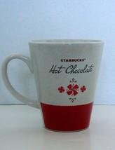 "Starbucks Coffee Cup Mug Hot Chocolate 2010 5"" Tall 4"" Wide - $7.99"