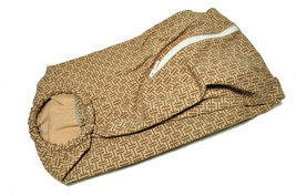 Kirby Vac Cleaner Brown Cloth Shake Out Bag 48-2110-87 - $22.45
