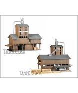 POLA N 241 - Faller 320241 - Saw Mill and Lumber Yard - KIT - $57.50