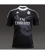 Real Madrid 2014/15 3rd UEFA Soccer Jersey - FR... - $100.00
