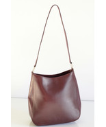 Authentic Coach Leather Shoulder Handbag Purse ... - $49.49