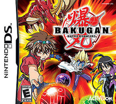 Bakugan Battle Brawlers (Nintendo DS, 2009) Sealed New - $7.91