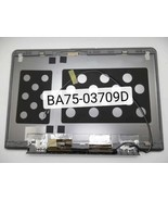 Metal Silver LCD Back Cover FOR Samsung NP535U4C NP530U4C NP530U4 Top Case - $68.49