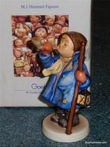 """Hear Ye, Hear Ye"" Goebel Hummel Figurine #15 2/0 TMK6 With Box - GREAT ... - $54.55"