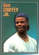1993 ken griffey jr alrak baseball card seattle mariners scarce 1of 3 - $29.99