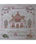 Vacanze In Motagna cross stitch chart Cuore e Batticuore  - $12.60