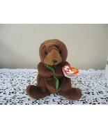 Ty Beanie Baby Seaweed The Otter 4th Generation & 3rd Generation Tush Ta... - $29.69