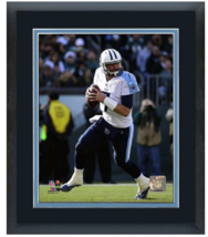 Zach Mettenberger 2014 Tennessee Titans - 11 x 14 Matted/Framed Photo - $42.95