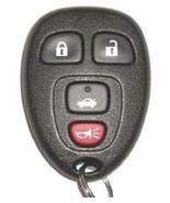 Chevy Impala Remote Keyless Entry Key Fob Clicker Transmitter Alarm OUC6... - $29.95